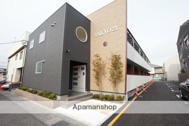 静岡県静岡市葵区、東静岡駅徒歩15分の新築 2階建の賃貸アパート