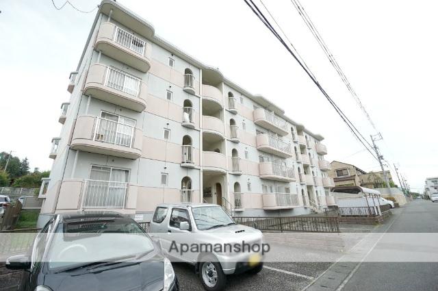 静岡県静岡市清水区、草薙駅徒歩10分の築24年 4階建の賃貸マンション