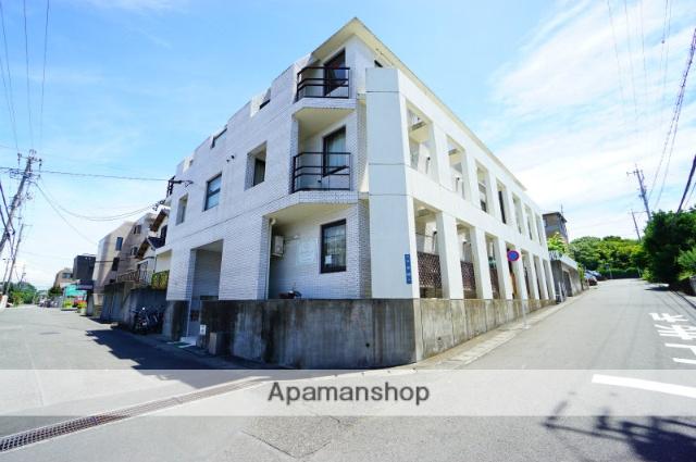 静岡県静岡市駿河区、草薙駅徒歩14分の築29年 3階建の賃貸マンション