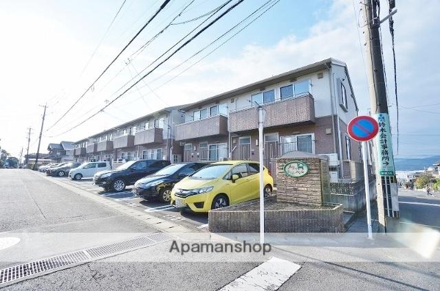 静岡県静岡市駿河区、草薙駅徒歩11分の築11年 2階建の賃貸アパート