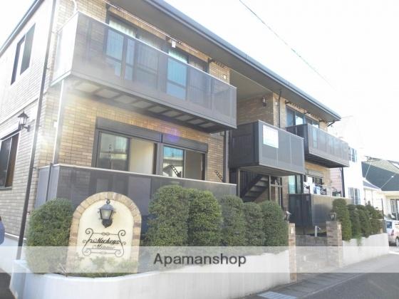 静岡県静岡市清水区、狐ヶ崎駅徒歩6分の築14年 2階建の賃貸アパート