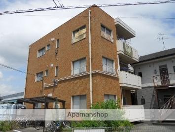 静岡県静岡市葵区、草薙駅徒歩15分の築37年 3階建の賃貸マンション