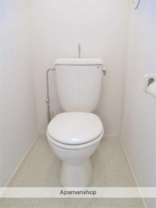 パティオ・ソレアード[2DK/40.99m2]のトイレ