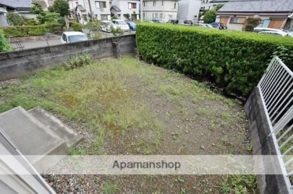 パティオ・ソレアード[2DK/40.99m2]の庭