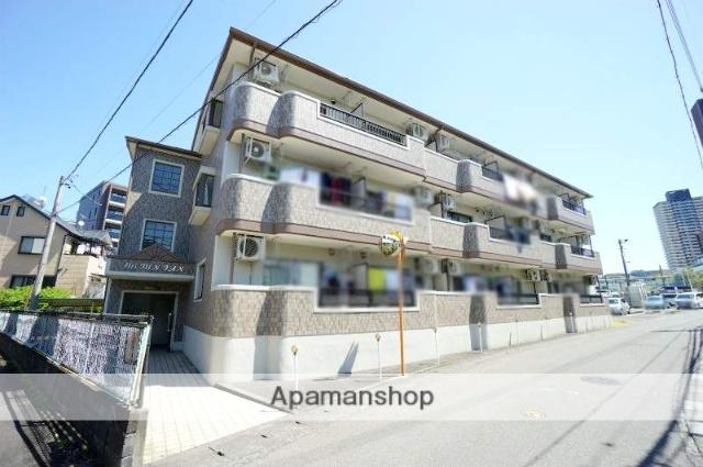 静岡県静岡市清水区、草薙駅徒歩9分の築18年 3階建の賃貸マンション