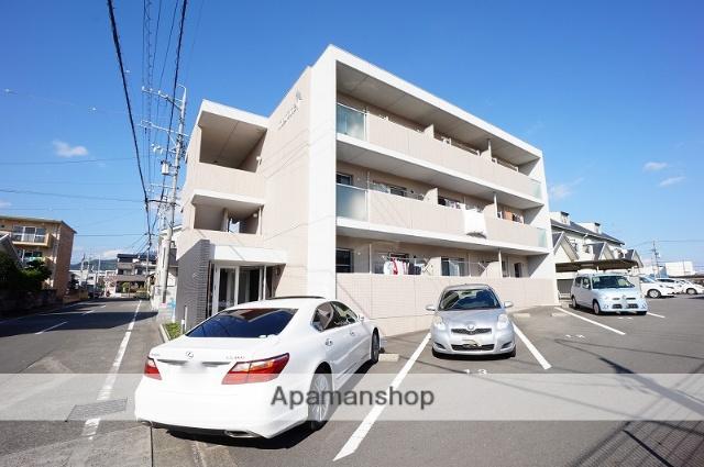 静岡県静岡市葵区、静岡駅しずてつジャストラインバス29分中央町下車後徒歩4分の築6年 3階建の賃貸マンション