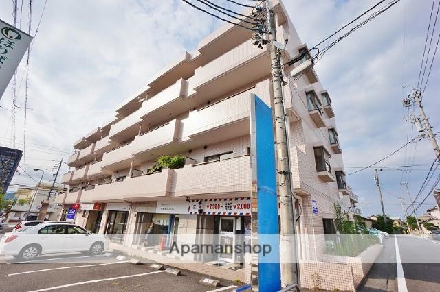 静岡県静岡市清水区、草薙駅徒歩4分の築25年 4階建の賃貸マンション