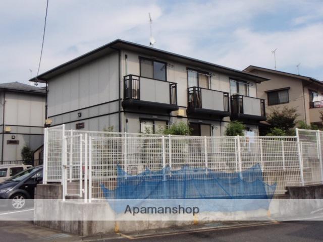 静岡県静岡市駿河区、県総合運動場駅徒歩16分の築19年 2階建の賃貸アパート