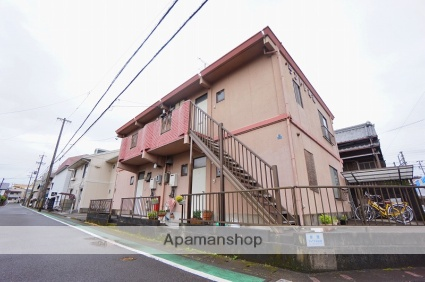 静岡県静岡市清水区、草薙駅徒歩5分の築30年 2階建の賃貸マンション