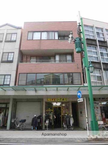 静岡県静岡市清水区、清水駅徒歩7分の築26年 5階建の賃貸アパート