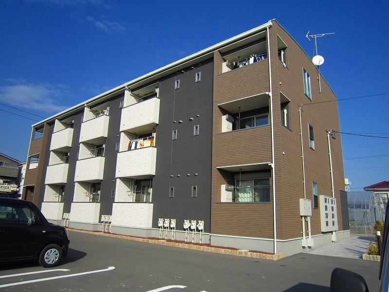 新着賃貸3:静岡県静岡市葵区瀬名川2丁目の新着賃貸物件