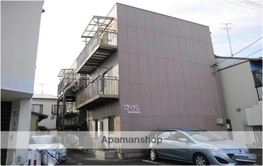 静岡県静岡市清水区、清水駅徒歩21分の築20年 3階建の賃貸マンション
