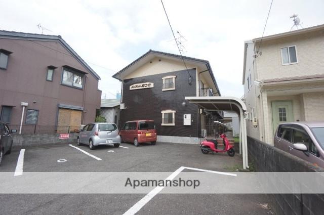 静岡県静岡市清水区、草薙駅徒歩21分の築29年 2階建の賃貸アパート