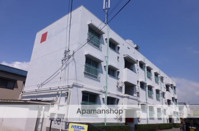 静岡県静岡市清水区、清水駅しずてつジャストラインバス10分横砂西下車後徒歩5分の築42年 3階建の賃貸マンション