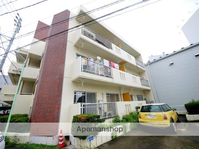 愛知県名古屋市千種区、千種駅徒歩17分の築32年 3階建の賃貸マンション