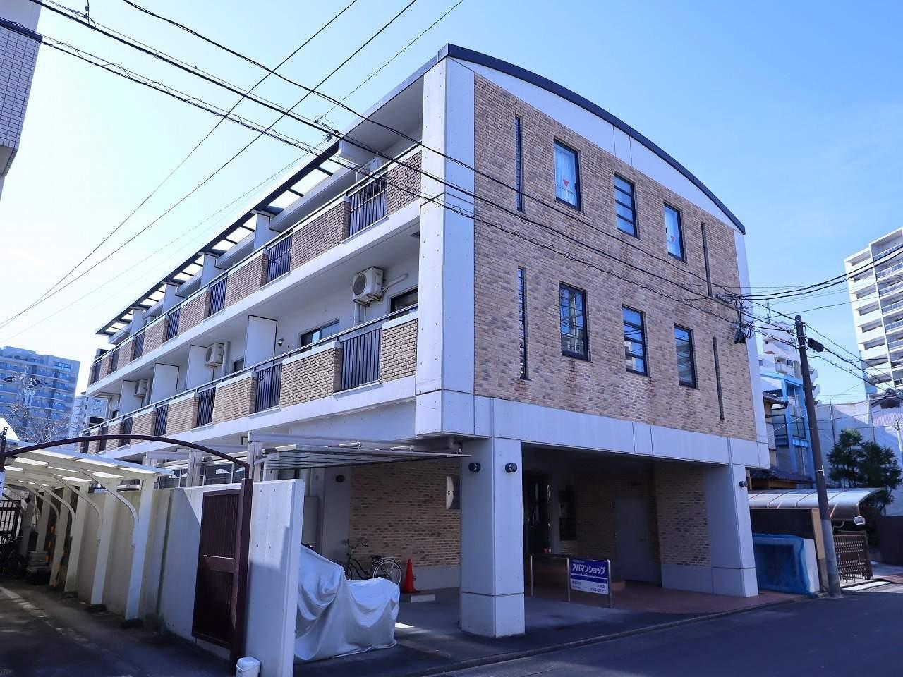 愛知県名古屋市昭和区、荒畑駅徒歩14分の築21年 3階建の賃貸マンション