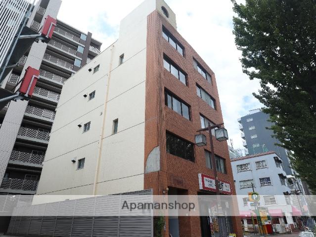 愛知県名古屋市千種区、鶴舞駅徒歩15分の築29年 5階建の賃貸マンション