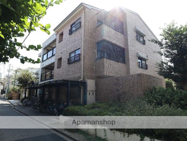 愛知県名古屋市昭和区、鶴舞駅徒歩15分の築27年 3階建の賃貸マンション