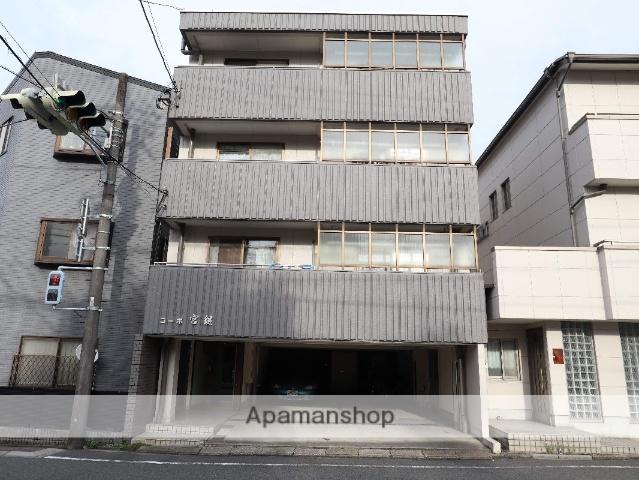 愛知県名古屋市昭和区、鶴舞駅徒歩8分の築29年 4階建の賃貸マンション