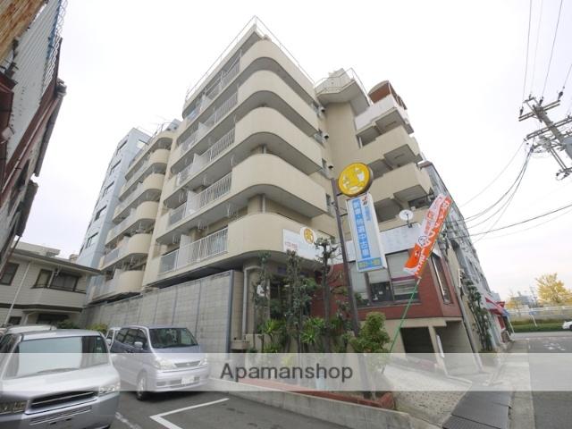 愛知県名古屋市千種区、鶴舞駅徒歩13分の築37年 6階建の賃貸マンション