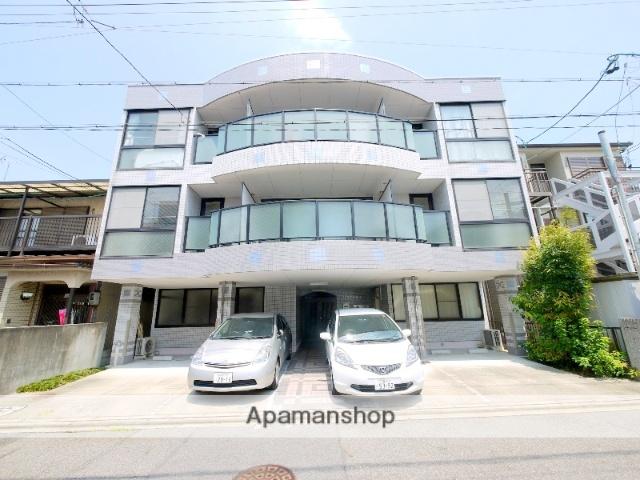 愛知県名古屋市千種区、今池駅徒歩12分の築19年 3階建の賃貸マンション