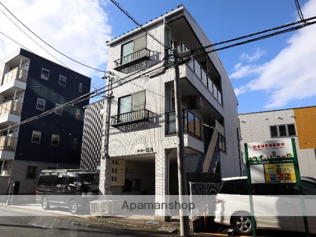 愛知県名古屋市千種区、鶴舞駅徒歩11分の築17年 3階建の賃貸マンション