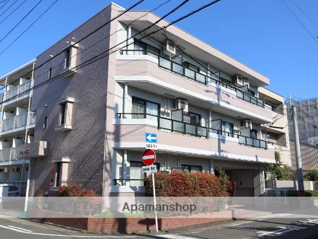 愛知県名古屋市千種区、今池駅徒歩16分の築21年 3階建の賃貸マンション