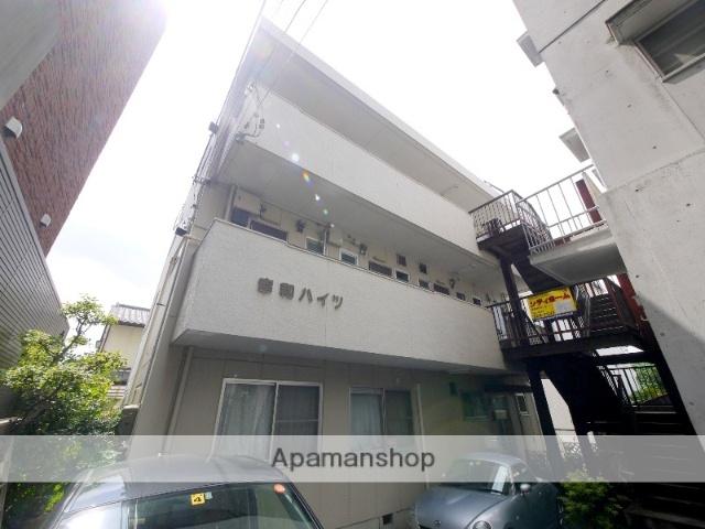 愛知県名古屋市昭和区、鶴舞駅徒歩8分の築36年 3階建の賃貸マンション