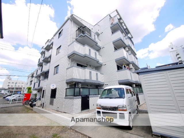 愛知県名古屋市昭和区、荒畑駅徒歩4分の築26年 5階建の賃貸マンション