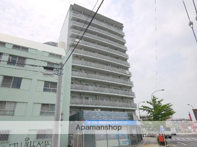 愛知県名古屋市千種区、今池駅徒歩14分の築14年 11階建の賃貸マンション