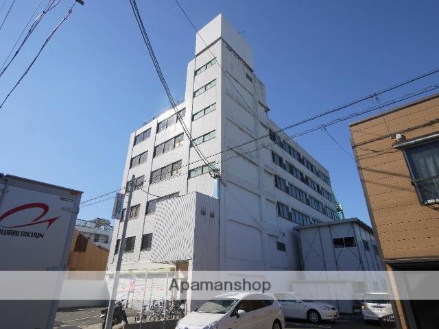 愛知県名古屋市昭和区、鶴舞駅徒歩9分の築52年 8階建の賃貸マンション