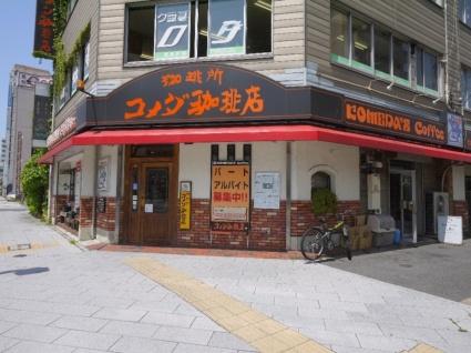 プレサンス桜通ザ・タイムズ[1K/29.85m2]の周辺4