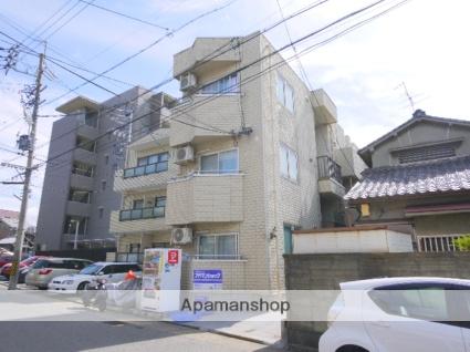愛知県名古屋市昭和区、鶴舞駅徒歩13分の築28年 3階建の賃貸マンション