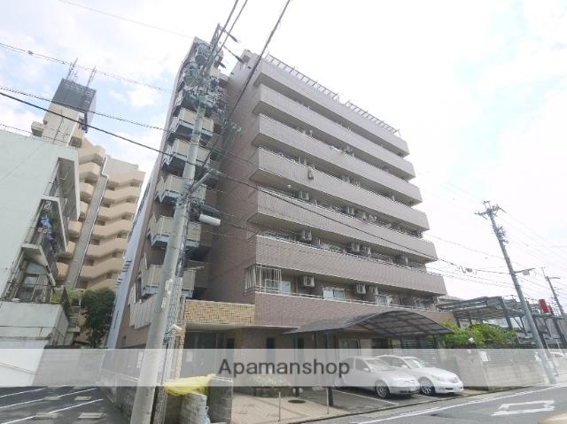 愛知県名古屋市昭和区、鶴舞駅徒歩12分の築12年 9階建の賃貸マンション