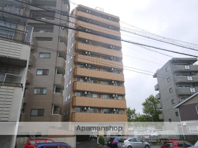 愛知県名古屋市千種区、鶴舞駅徒歩11分の築20年 11階建の賃貸マンション