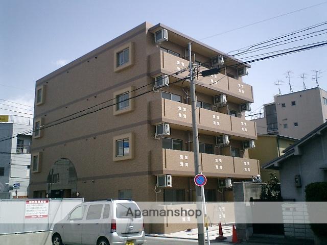 愛知県名古屋市千種区、千種駅徒歩15分の築10年 4階建の賃貸マンション