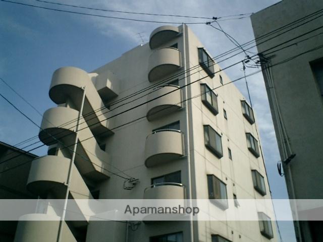愛知県名古屋市昭和区、鶴舞駅徒歩12分の築27年 6階建の賃貸マンション