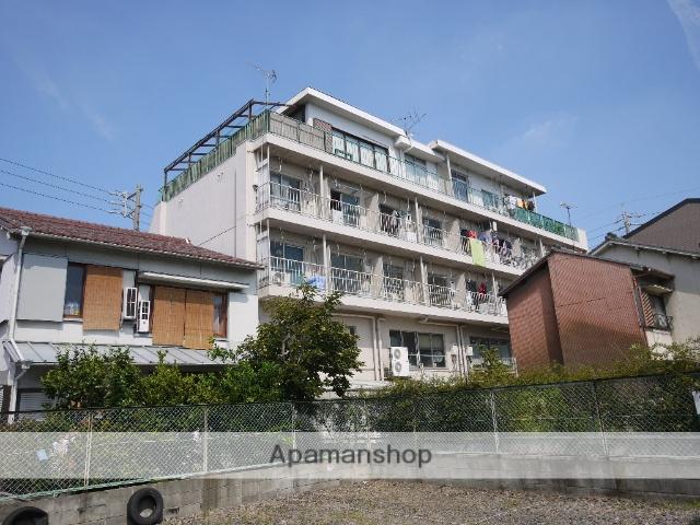 愛知県名古屋市昭和区、鶴舞駅徒歩8分の築42年 5階建の賃貸マンション