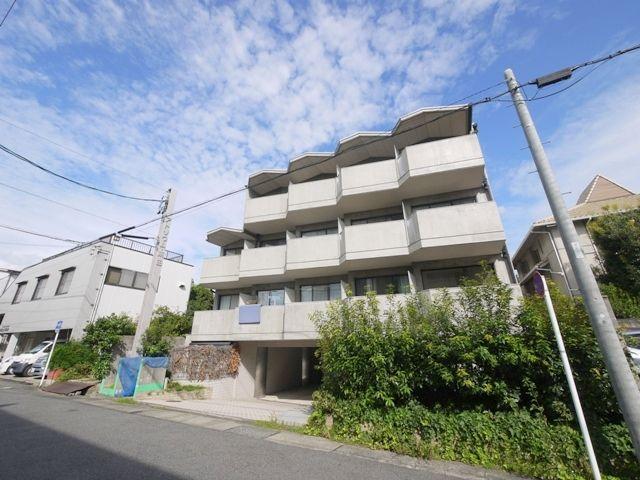 愛知県名古屋市昭和区、鶴舞駅徒歩13分の築24年 4階建の賃貸マンション
