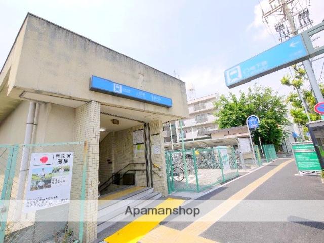 地下鉄 川名駅