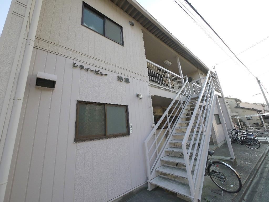 愛知県名古屋市瑞穂区、荒畑駅徒歩19分の築28年 2階建の賃貸アパート