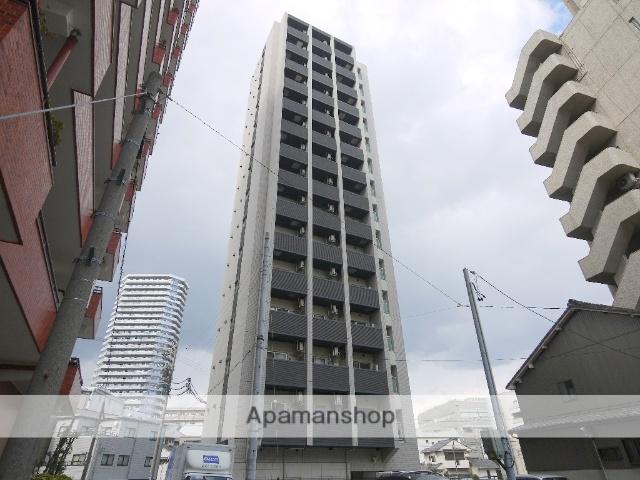 愛知県名古屋市千種区、千種駅徒歩4分の築8年 15階建の賃貸マンション