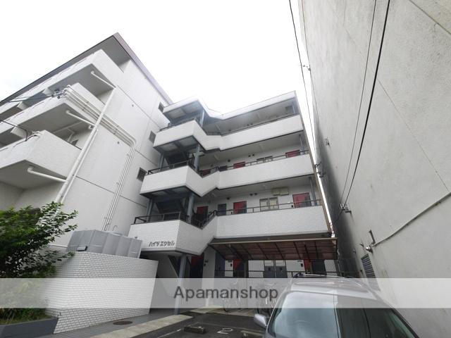 愛知県名古屋市昭和区、川名駅徒歩3分の築28年 4階建の賃貸マンション