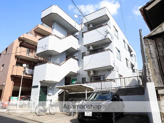 愛知県名古屋市昭和区、荒畑駅徒歩2分の築23年 3階建の賃貸マンション