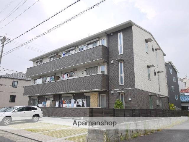 愛知県名古屋市昭和区、川名駅徒歩5分の新築 3階建の賃貸アパート