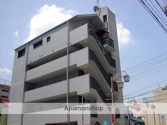 愛知県名古屋市千種区、千種駅徒歩7分の築26年 5階建の賃貸マンション