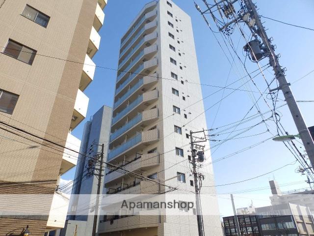 愛知県名古屋市千種区、千種駅徒歩13分の築9年 14階建の賃貸マンション
