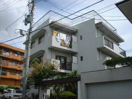 愛知県名古屋市千種区、東山公園駅徒歩8分の築45年 3階建の賃貸マンション