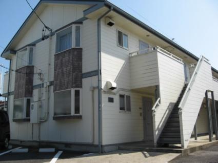 愛知県名古屋市北区、上飯田駅徒歩30分の築26年 2階建の賃貸アパート