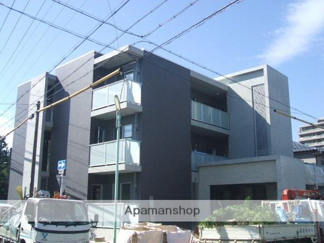 愛知県名古屋市千種区、池下駅徒歩16分の築9年 3階建の賃貸マンション